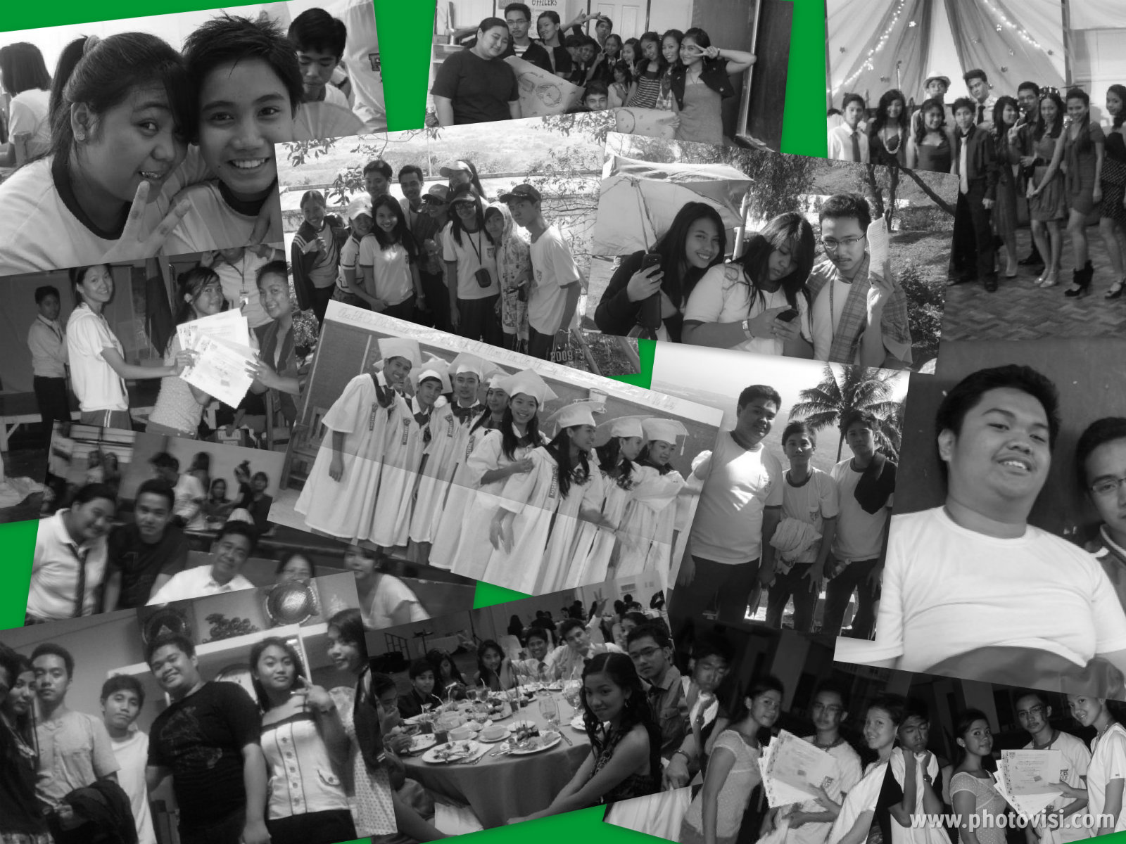 class prophecy of batch 2010 in High school class prophecy :) this was exactly the tenth year after my graduation on cavite national science high school 2010 (2.